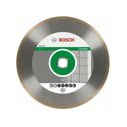 Diamentowa tarcza tnąca Professional for Ceramic 200mm Bosch ze sklepu NEXTERIO