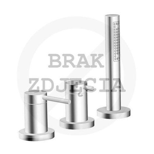Produkt z kategorii- pozostałe artykuły hydrauliczne - HansaDesigno zestaw montażowy 3-otworowy- 53259078