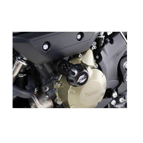 Puig y Yamaha XJ6 N / Diversion; 2009-2013 (czarne) | TRANSPORT KURIEREM GRATIS z kat. crash pady motocyklowe