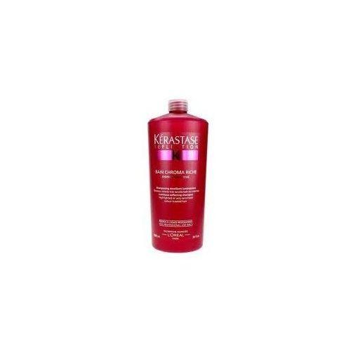 Produkt z kategorii- odżywki do włosów - Kerastase Chroma Riche Kąpiel 1000 ml