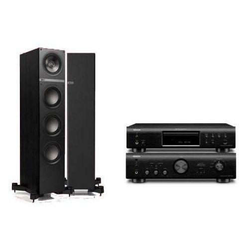 Artykuł DENON PMA-720 + DCD-720 + KEF Q500 z kategorii zestawy hi-fi