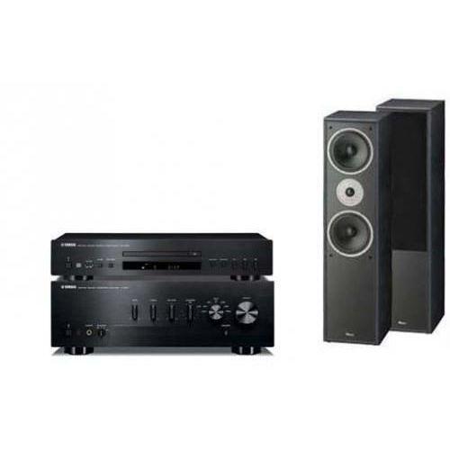 Artykuł YAMAHA A-S300 + CD-S300 + MAGNAT SUPREME 800 z kategorii zestawy hi-fi