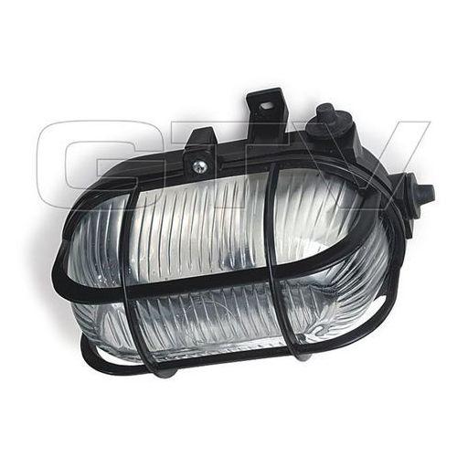 GTV Oprawa kanałowa sungessa czarna E27 60W OS-KAY060-10 z kategorii oświetlenie