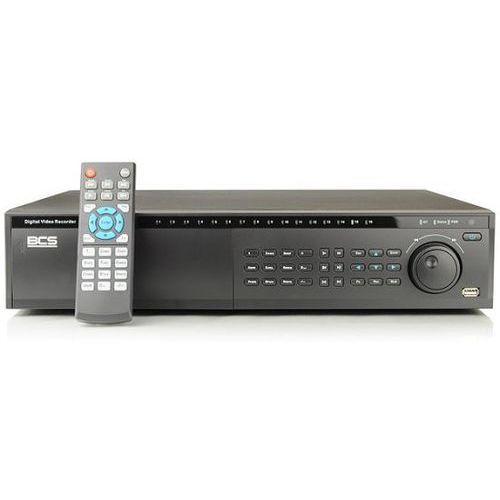 Bcs-2404hf-s rejestrator cyfrowy dvr 24 kanałowy hdmi 1080p 8xhdd 3d d1 800 kls wyprodukowany przez Bcs - monitoring cctv