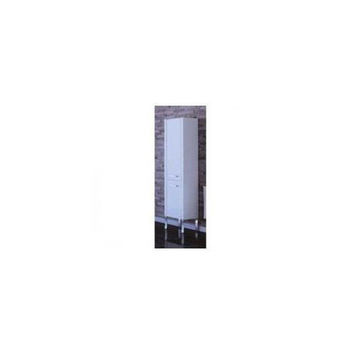 Szafka Elita Tokyo słupek biały 164248 - produkt z kategorii- regały łazienkowe