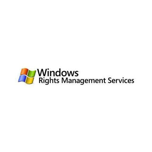 Produkt Windows Rights Management Services Cal Winnt Single Software Assurance