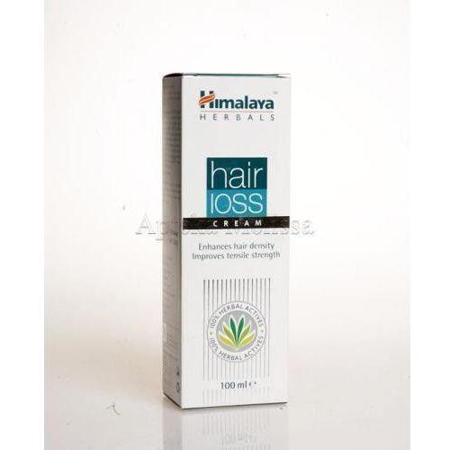 Produkt z kategorii- odżywki do włosów - HIMALAYA HAIR-LOSS Krem zapobiegający wypadaniu włosów - 100 ml