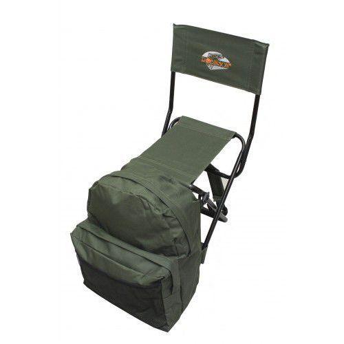 ROBINSON Krzesełko wędkarskie z plecakiem - sprawdź w ProFish24