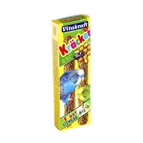 kolba dla papużki falistej miodowa