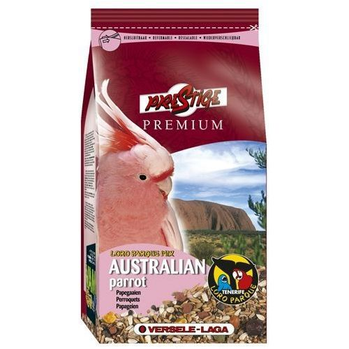 VERSELE-LAGA Prestige Premium Australian Parrot Loro Parque Mix pokarm dla papug australijskich, Versele-Laga