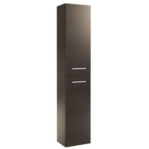 Produkt z kategorii- regały łazienkowe - Elita Kwadro słupek łazienkowy wysoki trufla 30x23,6x150 cm 16459