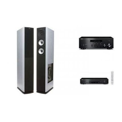 YAMAHA R-S300 + CD-N301 + JAMO S626 W - wieża, zestaw hifi - zmontuj tanio swój zestaw na stronie