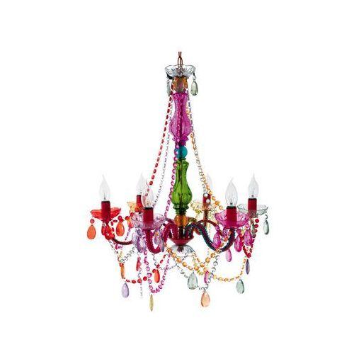 Lampa wisząca Chandelier Gypsy multi colour by Silly - sprawdź w ExitoDesign