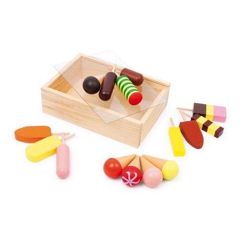 Pudełko z lodami (15 smaków) - zabawka dla dzieci oferta ze sklepu www.epinokio.pl