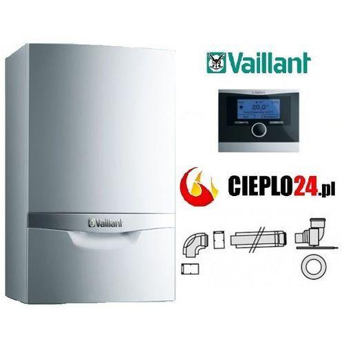 Towar  ecoTEC VCW Plus 296/5-5 + calormatic 470 + komin pakiet 11 kod 0010011716-RS z kategorii kotły gazowe