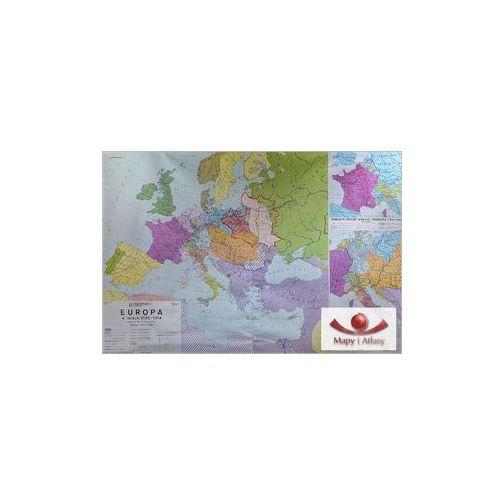 Europa w latach 1789-1814. Mapa ścienna, produkt marki Nowa Era