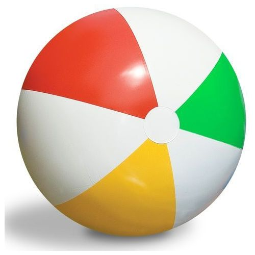 Piłka plażowa dmuchana dla dzieci , produkt marki Hop-Sport