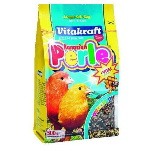 VITAKRAFT Menu Vital – pokarm podstawowy z miodem dla kanarka 1kg, Vitakraft