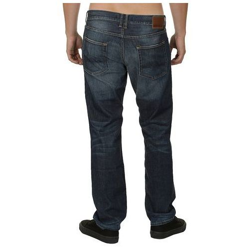 jeansy Quiksilver Sequel Stretch - Hand Worn - produkt z kategorii- spodnie męskie