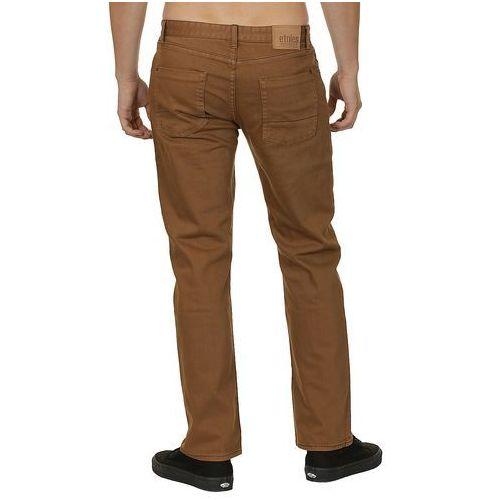 jeansy Etnies Straight Fit - Cooper - produkt z kategorii- spodnie męskie