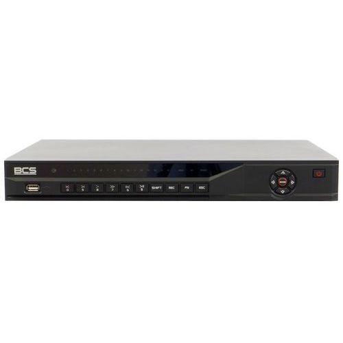 BCS-NVR32025M Nagrywa max. do 32 kamer IP: 6 kl/s@5MPx, 12 kl./s@3 Mpx, 18 kl/s@1080p, 25 kl/s@1.3Mpx, 25 kl/s@720p, 25 kl/s@D1. Max. Bitrate 160/160 MBits
