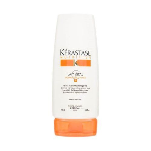 Kerastase NUTRITIVE LAIT VITAL Mleczko odżywcze do włosów normalnych i lekko suchych (200 ml) - produkt z kategorii- odżywki do włosów