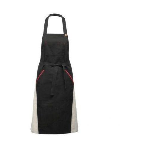 BBQ - Fartuch do Grillowania Czarno-Beżowy, produkt marki Sagaform