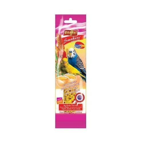 Vitapol Smakers dla papugi falistej - jajeczny Weekend Style [3216]