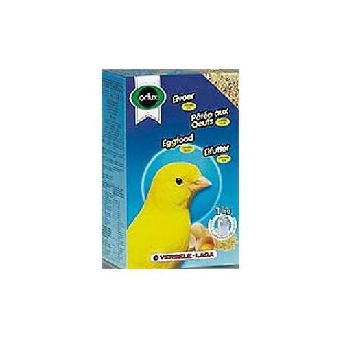 Orlux Eggfod Dry Canaries Yellow pokarm jajeczny dla żółtych kanarków