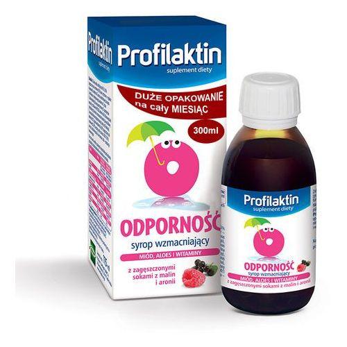 Profilaktin Odporność syrop - 300 ml, postać leku: syrop