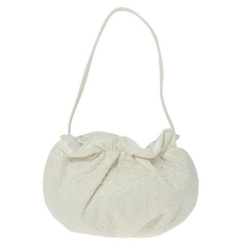 Torebka MENBUR - 99163-0004 Biały (galanteria ślubna)