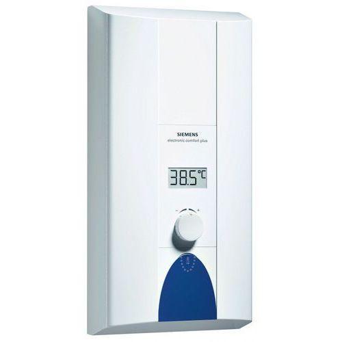 Produkt  Ogrzewacz elektryczny Comfort+ 380V 18/21KW przepływowy manualny sterowany elektronicznie DE1821515, marki Siemens