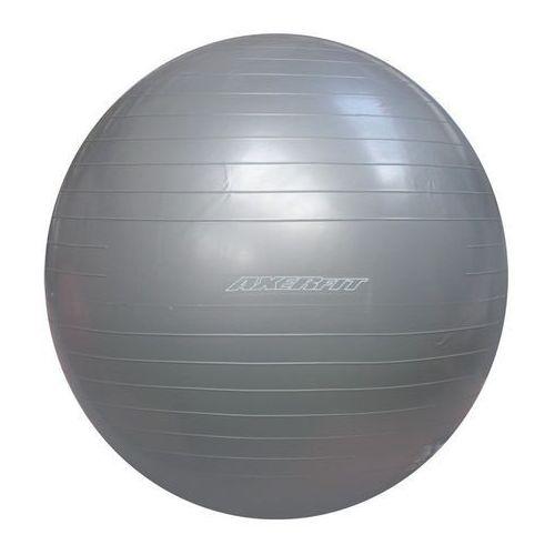 Produkt Piłka gimnastyczna AXER 75 cm SREBRNA
