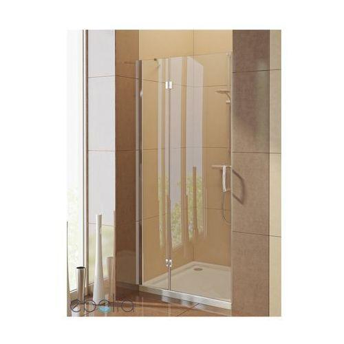 Oferta Drzwi prysznicowe 120 Renoma New Trendy (D-0070A) (drzwi prysznicowe)