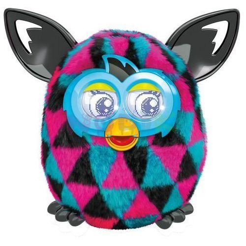 Furby Boom Sunny Hasbro (różowe trójkąty) - produkt dostępny w NODIK.pl