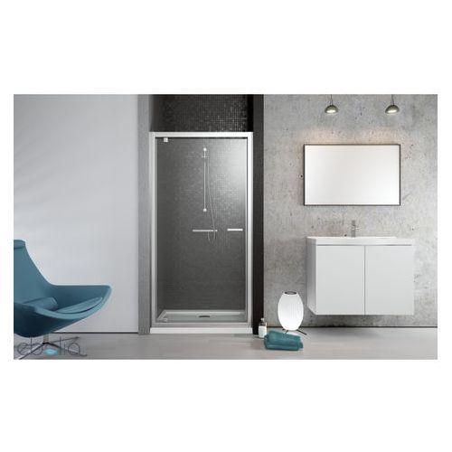 Oferta Drzwi wnękowe 90 Twist DW Radaway (382002-08) (drzwi prysznicowe)