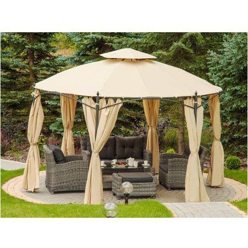 Pawilon ogrodowy okrągły PATIO UTAH, Negocjuj Cenę - produkt z kategorii- namioty ogrodowe