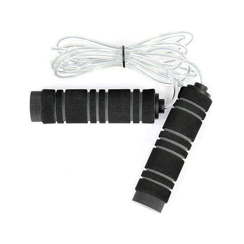 Skakanka z miękkimi uchwytami  - BK 204, produkt marki Body Sculpture