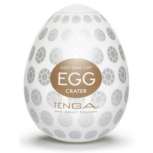 Tenga Egg Crater - Jajka do masturbacji Krater (6 szt.) - oferta [05e9487717b555ba]