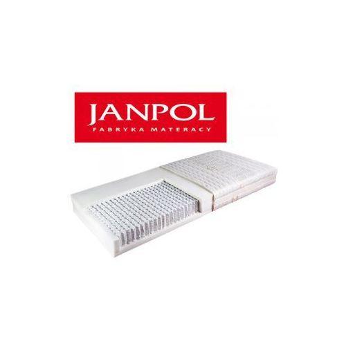 Materac FORTE, Rozmiar - 80x200, Pokrowce - Jersey - Dostawa 0zł, GRATISY i RABATY do 20% !!!, produkt marki Janpol
