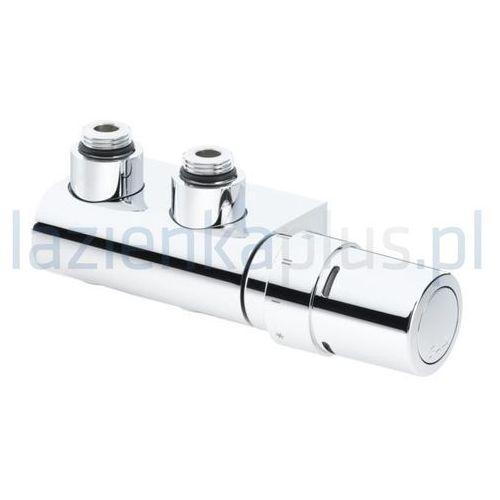 Zawór kątowy do grzejników chrom  vhx-d/rax 013g4279 wyprodukowany przez Danfoss