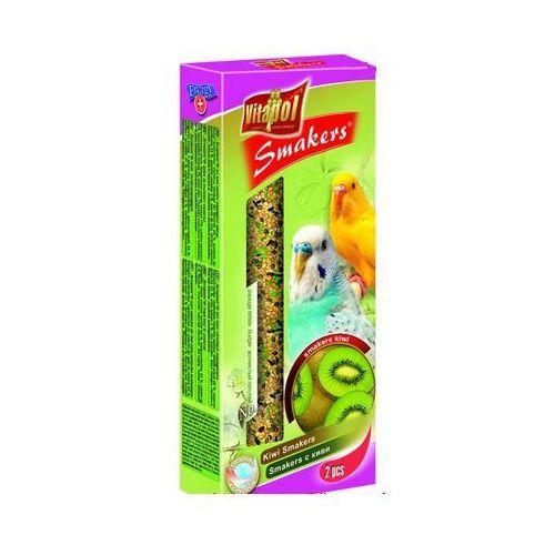 Smakers Kolby kiwi dla papużki falistej 2 sztuki, Vitapol