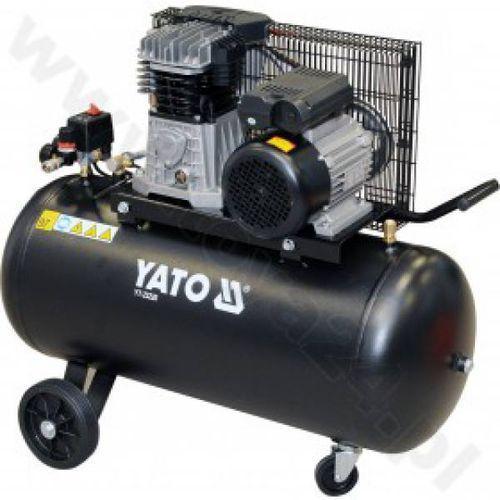 Kompresor olejowy 230V/100L/2.2kW/10bar/350l/min. /YT-23220/, kup u jednego z partnerów