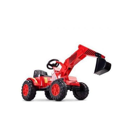 Toyz pojazd na akumulator Digger czerwony ze sklepu Agito.pl