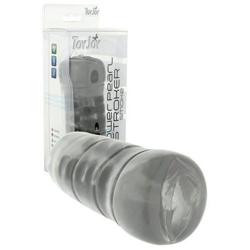 Oferta Masturbator Power Pearl Stroker Smoke [05f46723c5a5d3ed]