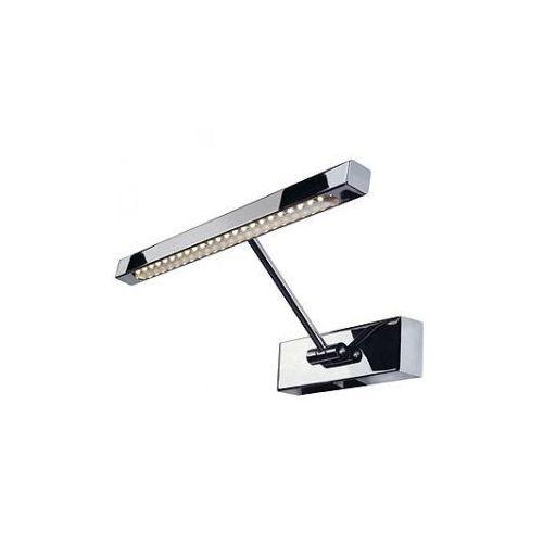 Oferta Strip lampa LED do obrazu, chrom , w zestawie z 24-LEDowym paskiem LED, ciepły biały z kat.: oświetlenie