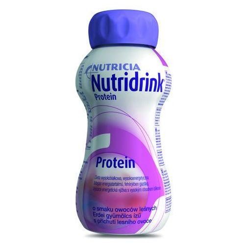 Nutridrink Protein owoce lesne x 200ml, postać leku: płyn