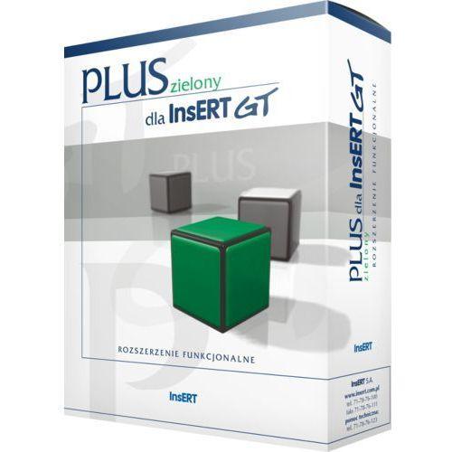 Oferta ZIELONY PLUS DLA INSERT GT (oprogramowanie)