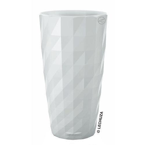 Donica Lechuza Diamante biała, produkt marki Produkty marki Lechuza