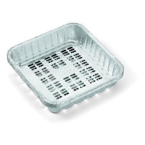 Aluminiowe miseczki do warzyw, produkt marki Weber